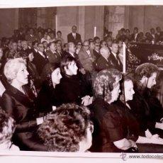Cine: FOTO ORIGINAL ENTIERRO ALADY. MARY SANTPERE EN PRIMER TÉRMINO. PUBLICADA 1968. SELLO CARLOS PÉREZ DE. Lote 49749436