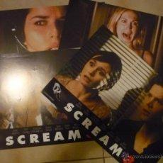 Cine: LOTE FOTOCROMOS SCREAM 3 -. Lote 49888717