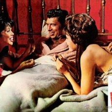 Cine: EL OESTE LOCO FOTOCROMO ORIGINAL DEL ESTRENO DE LA PELICULA LOBBY CARDS JAMES COBURN . Lote 49915154