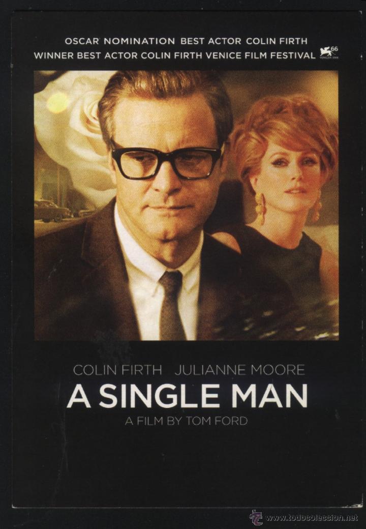 """Un hombre soltero (""""A single man"""", 2009)"""