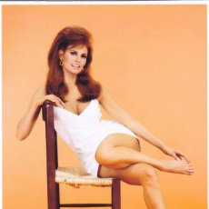 Cine: RAQUEL WELCH - FILM STAR PIN UP - PUBLISHER SWIFTSURE POSTCARDS 2000. Lote 50388271