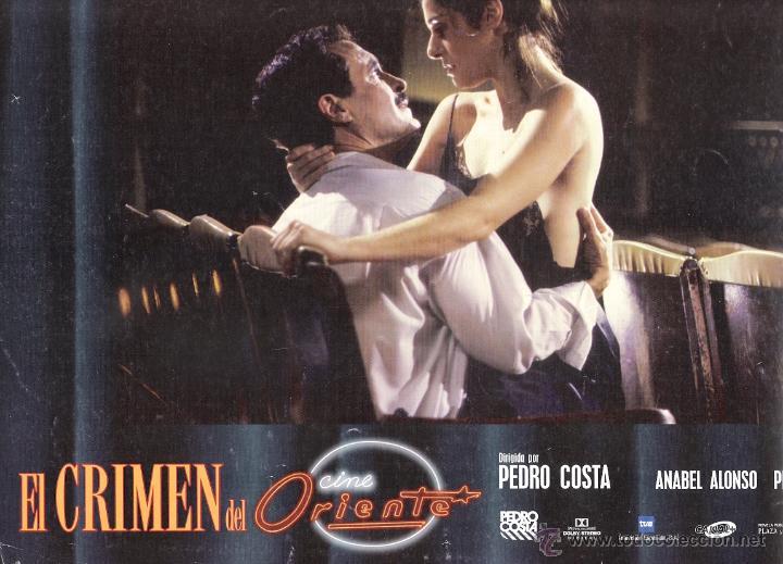 El Crimen Del Cine Oriente Fotocromo Original D Sold Through