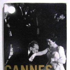 Cine: LIBRO 24 POSTALES FESTIVAL CINE CANNES CAHIERS DU CINEMA ACTORES ACTRICES FOTOGRAFIA TRAVERSO. Lote 50925064