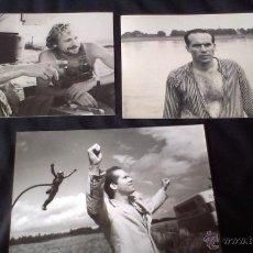 Cine: FOTOS WIM WENDERS - AU FIL DU TEMPS - IM LAUF DER ZEIT - HANNS ZISCHLER - R.VOGLER. Lote 50944945