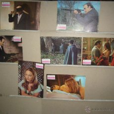 Cinema: EL FRANCOTIRADOR PAUL NASCHY BLANCA ESTRADA 7 FOTOCROMOS ORIGINALES Q. Lote 27486564