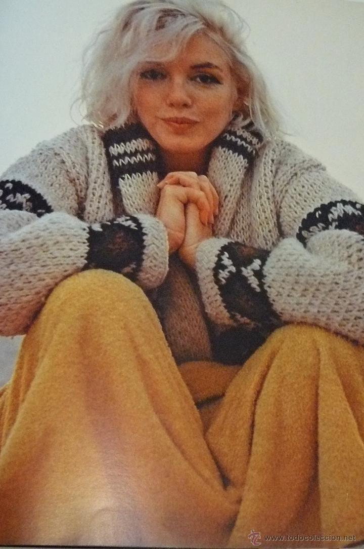 Cine: MARILYN MONROE THE LEGEND AND THE TRUTH ALSKOG INC.LOS ANGELES 1973 RARO FOTO-LIBRO GEORGE BARRIS - Foto 4 - 51027840
