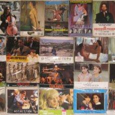 Cine: WF22 CINE ESPAÑOL COLECCION DE 63 SETS COMPLETOS FOTOCROMOS ORIGINALES ESPAÑOLES. Lote 51107398