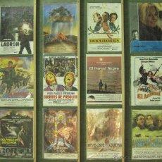Cine: WF23 COLECCION DE 54 SETS COMPLETOS FOTOCROMOS ORIGINALES ESPAÑOLES DE CB FILMS. Lote 51155327