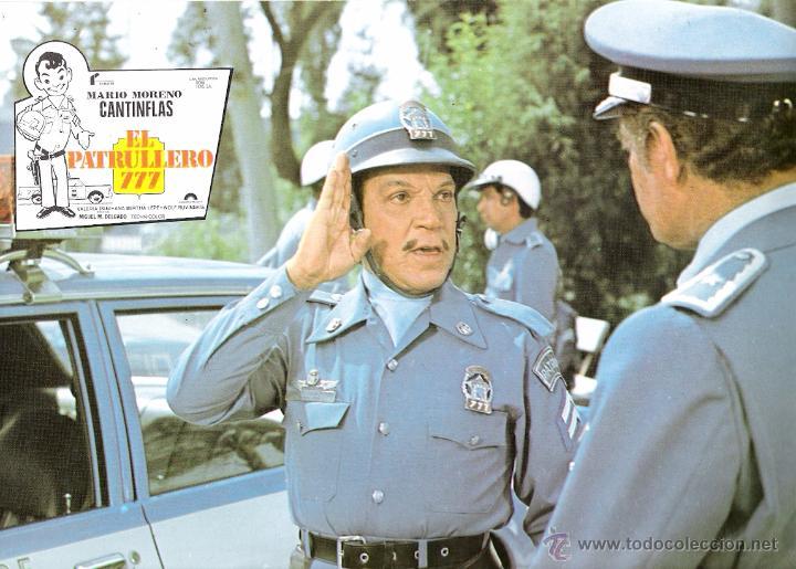 peliculas de cantinflas el patrullero 777