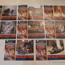 Cine: SET 8 FOTOCROMOS MAS ALLA DEL TERROR / TOMAS AZNAR. Lote 51567640
