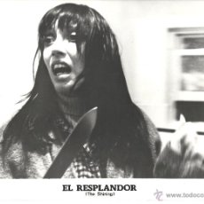 Cine: F18685 SHELLEY DUVALL EL RESPLANDOR FOTO ORIGINAL B/N ESPAÑOLA. Lote 51689665