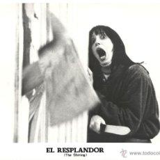 Cine: F18686 SHELLEY DUVALL EL RESPLANDOR FOTO ORIGINAL B/N ESPAÑOLA. Lote 51689674