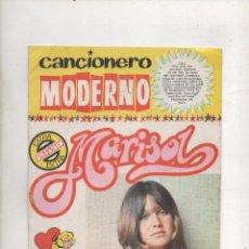 Cine: CANCIONERO MODERNO.EXTRA MARISOL INCLUYE POSTER CENTRAL 1978.DA. Lote 51979558