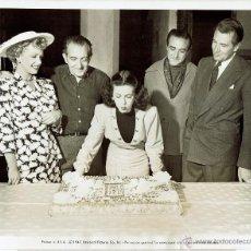 Cine: SECRET BEYOND THE DOOR (SECRETO TRAS LA PUERTA) - 1947 - FOTO DE PRENSA UNIVERSAL PICTURES. Lote 52704633