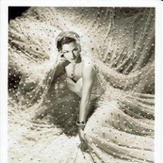 Cine: MARIA MONTEZ - 1947 - FOTO DE PRENSA UNIVERSAL PICTURES. Lote 52740869