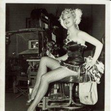 Cine: JOAN FULTON - 1947 - FOTO DE PRENSA UNIVERSAL PICTURES. Lote 52740880
