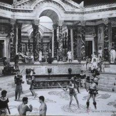 Cine: LA CAÍDA DEL IMPERIO ROMANO. FOTO 20X25. SOPHIA LOREN, CHRISTOPHER PLUMMER. Lote 53382767