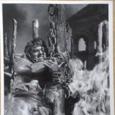 Cine: LA CAÍDA DEL IMPERIO ROMANO. FOTO 20X25. JOHN IRELAND, LENA VON MARTENS. Lote 53382795