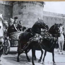 Cine: LA CAÍDA DEL IMPERIO ROMANO. FOTO 20X25. STEPHEN BOYD, CHRISTOPHER PLUMMER, KIT TALBOT. Lote 53382888