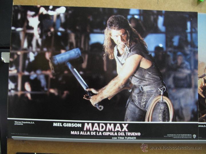 CLL99 MAD MAX (Cine - Fotos, Fotocromos y Postales de Películas)