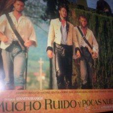 Cine: MUCHO RUIDO Y POCAS NUECES - LOTE DE 2 FOTOCROMOS. Lote 53462919