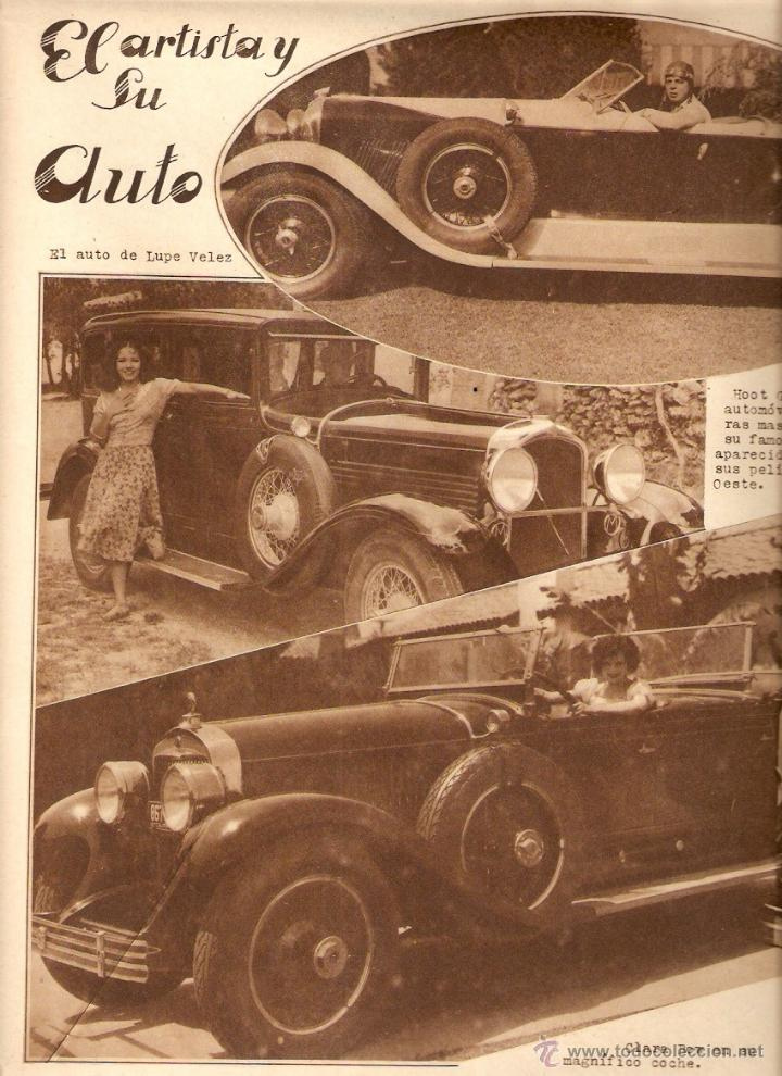 año 1930 cine dolores costello artistas y sus c - Comprar Fotos y ...