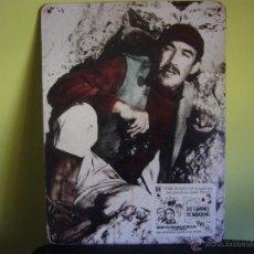Cine: LOS CAÑONES DE NAVARONE ANTHONY QUINN FOTOCROMO ORIGINAL EN CARTON DURO (13). Lote 53636480