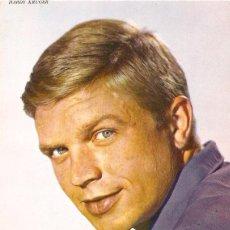 Cine: POSTAL HARDY KUGER. OSCAR COLOR 1964. GRANDE. 14,7X 20CMS. VELL I BELL. Lote 53639805