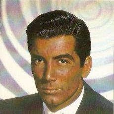 Cine: POSTAL RAY DANTON.. OSCAR COLOR 1955. GRANDE. 14,7X 20CMS. VELL I BELL. Lote 53639849