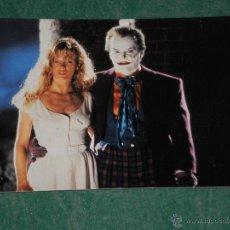 Cine: POSTAL SIN CIRCULAR BATMAN , TM. DC COMICS INC. AÑO 1989 .. Lote 53841022