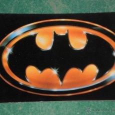 Cine: POSTAL SIN CIRCULAR BATMAN , TM. DC COMICS INC. AÑO 1989 .. Lote 53841031