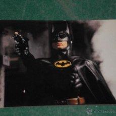 Cine: POSTAL SIN CIRCULAR BATMAN , TM. DC COMICS INC. AÑO 1989 .. Lote 53841062