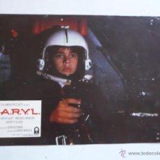 Cine: D.A.R.Y.L. (DARYL) (SIMON WINCER, 1985) 12 FOTOCROMOS USADOS - MARY BETH HURT, MICHAEL MCKEAN. Lote 54010610