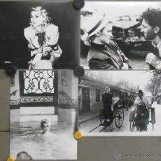 Cine: F21998 SHANGHAI SURPRISE MADONNA SEAN PENN GEORGE HARRISON 4 FOTOS B/N ORIGINALES ESPAÑOLAS. Lote 54077000