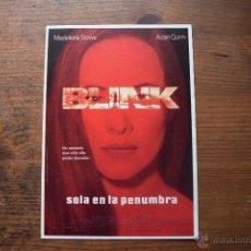 Cine: BLINK, LAUREN FILMS. Lote 54094778