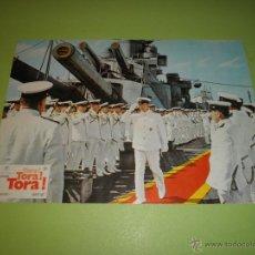 Cine: LOTE 7 FOTOCROMOS TORA TORA TORA RICHARD FLEISCHER KINJI FUKASAKU TOSHIO MASUDA FOTOCROMO CINE. Lote 54271392