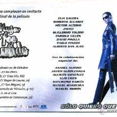 Cine: LA MUJER MAS FEA DEL MUNDO, CON GUILLERMO TOLEDO.. Lote 118425090