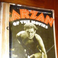 Cine: TARZAN OF DE MOVIES . TARZAN EN EL CINE 1973. GABE ESSOE 208 PÁG USA WEISSMULLER ... Lote 54706222