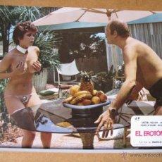Cine: CLL372 EL EROTOMANO SIN CENSURA. Lote 54864702