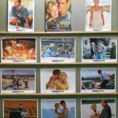 Cine: WR08 MAD LOVE DREW BARRYMORE CHRIS O'DONNELL SET COMPLETO 12 FOTOCROMOS ORIGINAL ESTRENO. Lote 54912574
