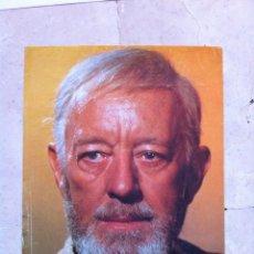 Cine: FOTOCROMOS LA GUERRA DE LAS GALAXIAS LOBBY CARDS STAR WARS - OBI WAN. Lote 54982860