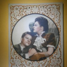 Cine: POSTAL - SUSAN HAYWARD Y MICHAEL O´SHEA VIVEN UN SUEÑO DE AMOR - PD SERIE 1037 - NUEVA -. Lote 55001297