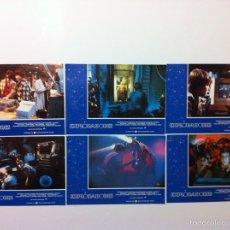Cine: LOTE 6 FOTOCROMOS EXPLORADORES LOBBY CARDS. Lote 55058136