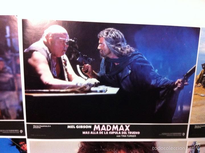 Cine: Lote 14 fotocromos MAD MAX 3 más allá de la cúpula del trueno - Foto 3 - 55058644