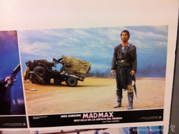 Cine: Lote 14 fotocromos MAD MAX 3 más allá de la cúpula del trueno - Foto 4 - 55058644