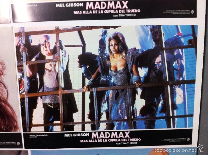 Cine: Lote 14 fotocromos MAD MAX 3 más allá de la cúpula del trueno - Foto 5 - 55058644