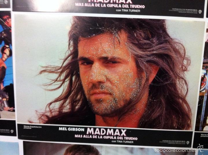 Cine: Lote 14 fotocromos MAD MAX 3 más allá de la cúpula del trueno - Foto 6 - 55058644