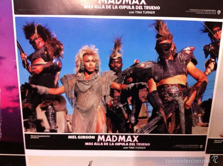 Cine: Lote 14 fotocromos MAD MAX 3 más allá de la cúpula del trueno - Foto 7 - 55058644