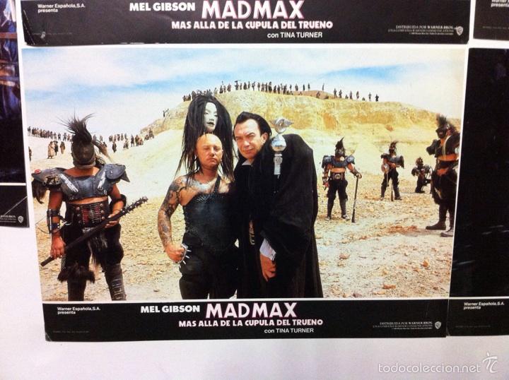 Cine: Lote 14 fotocromos MAD MAX 3 más allá de la cúpula del trueno - Foto 13 - 55058644