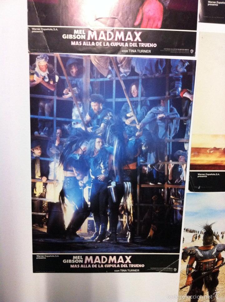 Cine: Lote 14 fotocromos MAD MAX 3 más allá de la cúpula del trueno - Foto 15 - 55058644